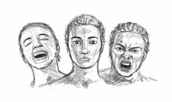 face_emotions_study_by_robedirobrob-d5n59lj